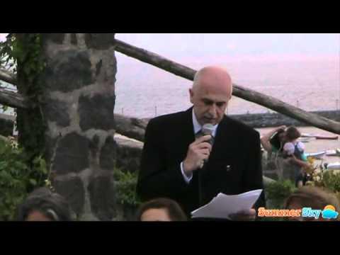 Omaggio a Saramago ad Ischia - L'intervento di Violante Saramago