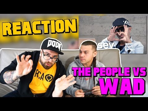 THE PEOPLE VS WAD - Noisey Italia | REACTION 2017 | ARCADE BOYZ