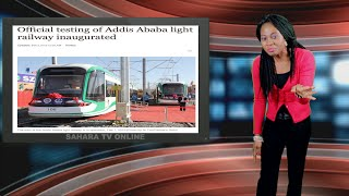 Keeping It Real With Adeola -160 (Ethiopia's $475m Trains Beat Nigeria's $12b Trains!)