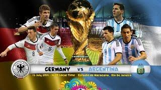 Trực Tiếp: Đức Vs Argentina Bình Luận Tiếng Việt - Link Sopcast HD