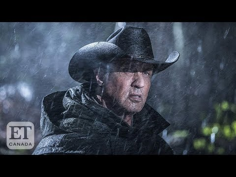Sylvester Stallone Talks 'Rambo: Last Blood'