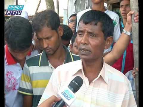 Suffering Launch Bhola News by Akhil Podder_Ekushey Television Ltd. 27.06.16