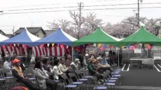 羽黒コミ五条川桜まつり5)廣瀬まり
