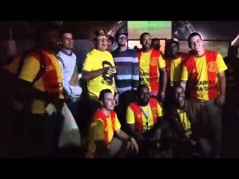 #ExpoBP2015 Grupo Caçarola Samba Show