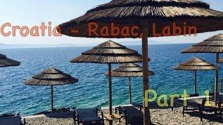 Rabac Croatia  City new picture : Croatia - Rabac, Labin 2015 [by ChipPsy]