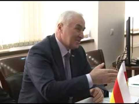 Встреча с заместителем Министра связи и массовых коммуникаций Росиийской Федерации Алексеем Волиным