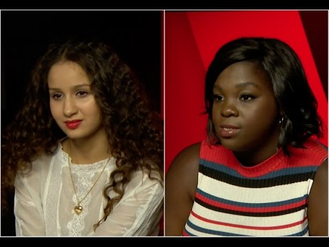 Oulaya Amamra and Deborah Lukumuena 'Its The First Time Snapchat Has Been Used In French Cinema'