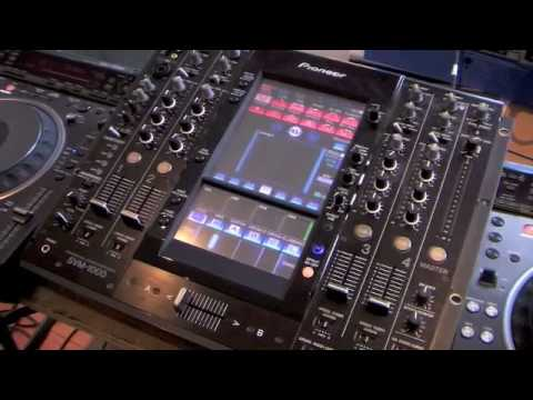 VJ - PLEASE LEAVE A COMMENT. Here learn how to VJ or be a Video Jockey or DJ with Serato Scratch Live and Video SL 1.1. Here using Pioneer DVJ1000s and SVM1000, V...