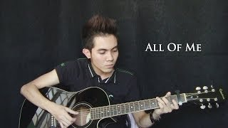 All Of Me - John Legend cover (fingerstyle guitar)