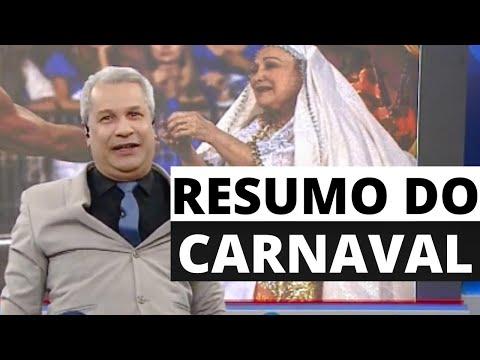 RESUMO DO CARNAVAL 2020