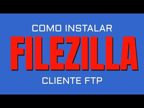 Video 0 de FileZilla: Instalar y utilizar FileZilla