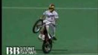 10. BB Stunt Shows Presents - Honda TRL 200