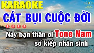 cat-bui-cuoc-doi-karaoke-tone-nam-nhac-song-trong-hieu