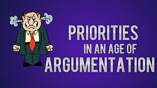 Priorities in an Age of Argumentation - Shaykh Ibrahim Osi Efa