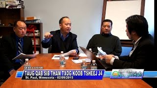 Suab Hmong TalkShow: Follow up with Kiatou Yang and ChuPheng Lee on the 2014 Hmong July 4th Report