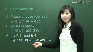 #4 (Fun Fun Korean Conversation II) 4. At the movie theater, ticket, seat 극장에서, 티켓 구매, 자리 찾기