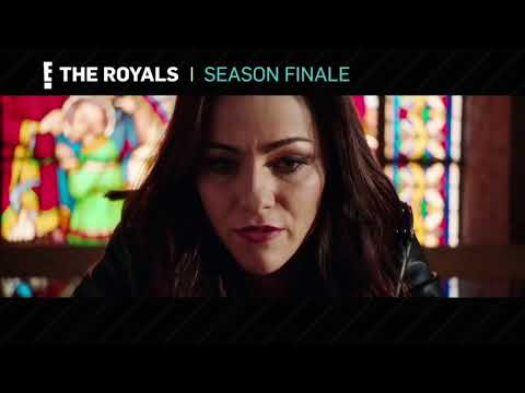 THE ROYALS 4x10 SEASON FINALE - WITH MIRTH IN FUNERAL AND WITH DIRGE IN MARRIAGE