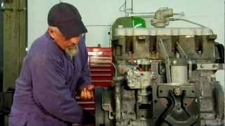 6. Installing a Diesel Injection Pump & Setting the Timing