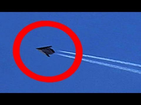 Is this a cloaked UFO or the next...