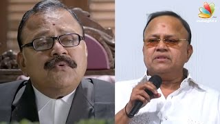 Radha Ravi Speech: People thought Udhayanidhi and I can never work together Kollywood News 04/05/2016 Tamil Cinema Online