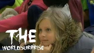 North Texas Soldier Surprises Daughter Click to SUBSCRIBE for more awesome Surprise! ► http://bit.ly/TheWorldSurpriseSubscribe Like us on Facebook! ► http://...