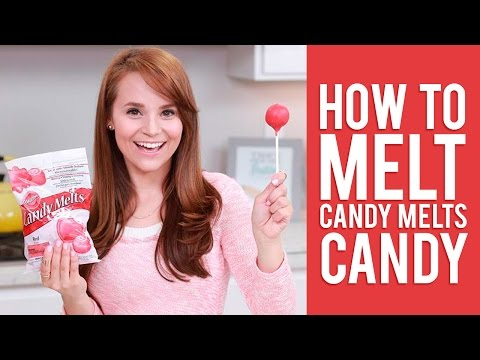 How to Melt Candy Melts Candy | Everything You Want to Know from Rosanna Pansino