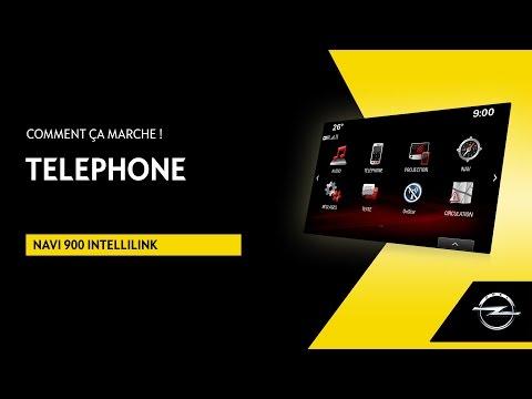 Navi 900 IntelliLink / Téléphone