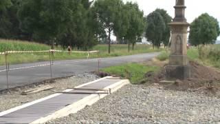 Nová cesta ulehčí traktoristům i cyklistům