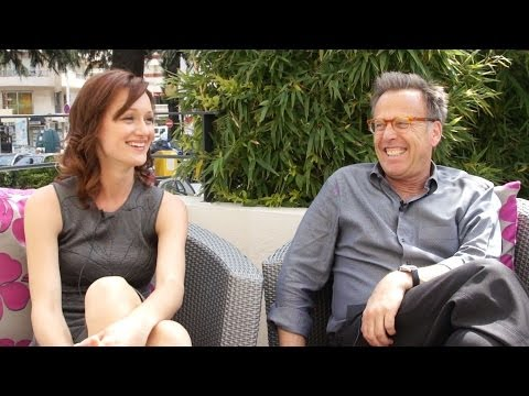 Halt and Catch Fire's Kerry Bishé & Mark Johnson
