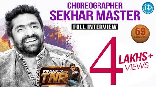 Video Sekhar Master Exclusive Interview || Frankly With TNR #69 | Talking Movies With iDream #434 MP3, 3GP, MP4, WEBM, AVI, FLV Januari 2019