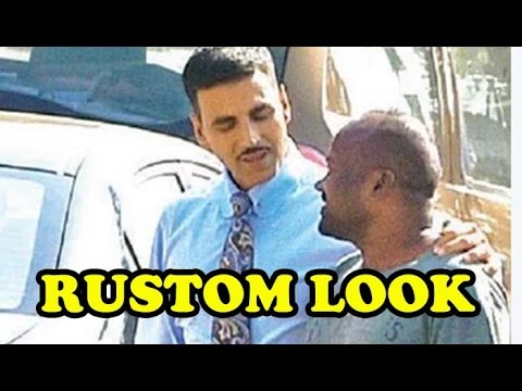 Rustom First Look Revealed: Akshay Kumar To Romanc