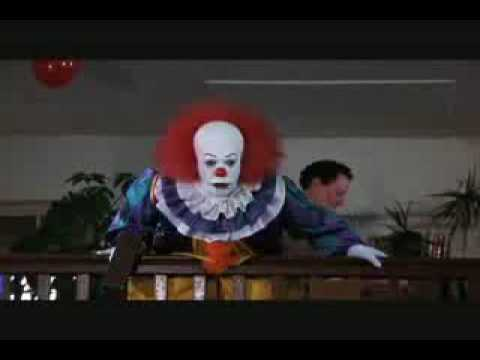 Scene - I think this scene proves only one person can play Pennywise the Dancing Clown and that is Tim Curry!So let's hope Sci-fi casts Tim back in the role for the ...