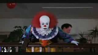 I think this scene proves only one person can play Pennywise the Dancing Clown and that is Tim Curry!So let's hope Sci-fi casts ...