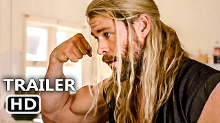 VIDEO: THOR Hangs out with his Roommate Daryl – Big Laughs