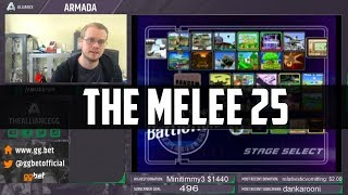 "Armada's Thoughts on ""The Competition Committee"" (The Melee 25)"
