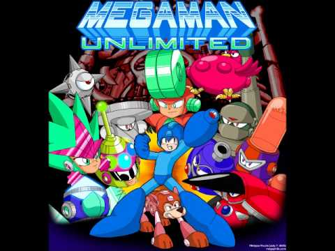 Mega Man Unlimited OST 036 - Endless Potential (Robot Master Cast)