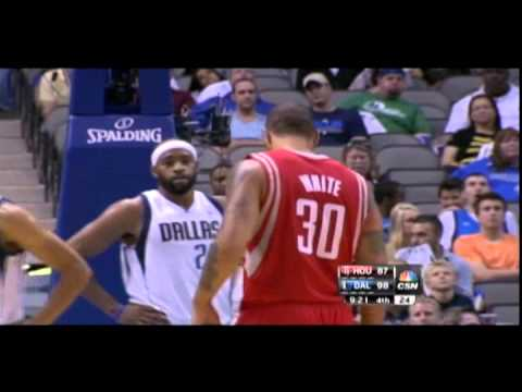 Royce White -- First NBA basket