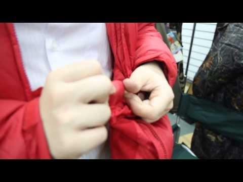 Пуховая куртка Nova Tour «Борей». Видеообзор.