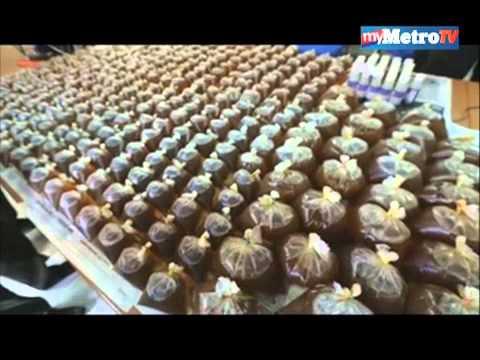 Polis rampas 460 bungkus air daun ketum
