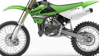 7. Kawasaki KX100 2007