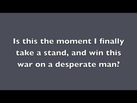 Eli Young Band – War on a Desperate Man