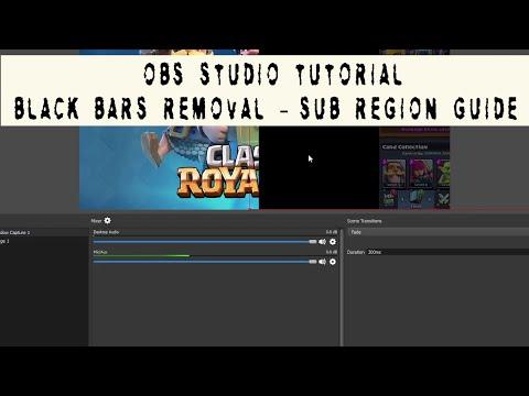 obs studio tutorial
