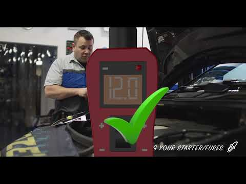 Why a car won't start -  Mercedes Benz Troubleshooting Guide, Tips