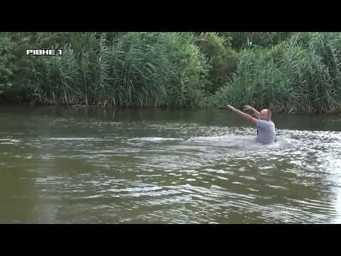 На Рівненщині у річці Горинь потонули дві сестрички [ВІДЕО]