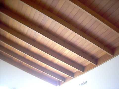 Techo falso de madera videos videos relacionados con for Falsos techos de madera
