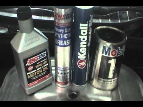 1991 Mercedes-Benz 420 SEL Oil Change (The Analysis)