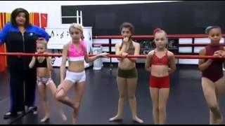Kelly Tells Abby Paige Broke her foot