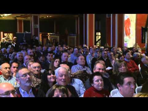 Jornada Lactea, 25 Noviembre 2015, Discurso Final Benjamin Fernandez Anta