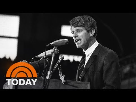 'Bobby Kennedy For President': Exclusive First Look At New Netflix Series | TODAY