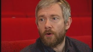 Martin Freeman interview: 'I was politicised by Thatcher' | Channel 4 News